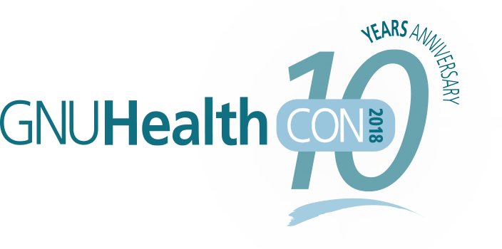 GNU Health CON 2018 - III International GNU Health Conference - 10